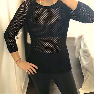 Arizitia Wilfredfree Mesh Sweater